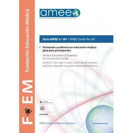 Formación académica en educación médica: guía para principantes. Guía AMEE n.º 89