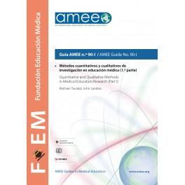 Métodos cuantitativos y cualitativos de investigación en educación médica (1.ª parte). Guía AMEE n.º 90-I