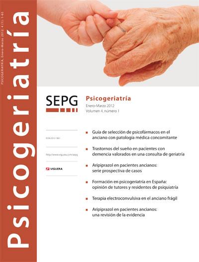 Revista Psicogeriatr�a