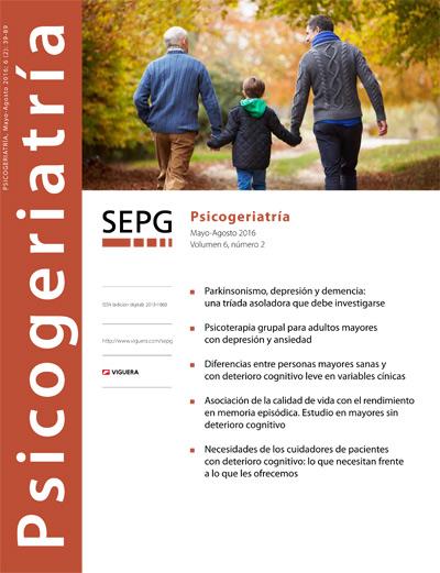 Revista Psicogeriatría